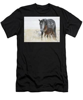February Colt Men's T-Shirt (Athletic Fit)