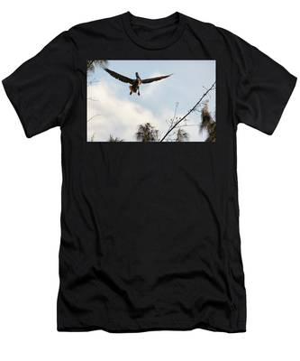 Final Approach Men's T-Shirt (Athletic Fit)