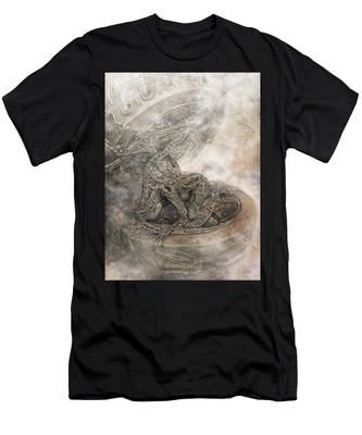 Fit Into The System Men's T-Shirt (Athletic Fit)