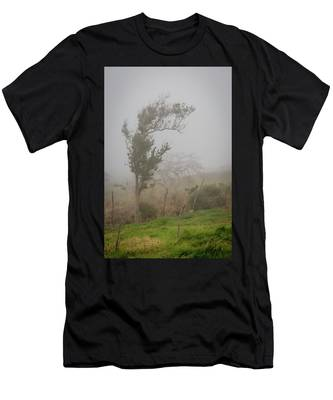 Fog And Wind Men's T-Shirt (Athletic Fit)