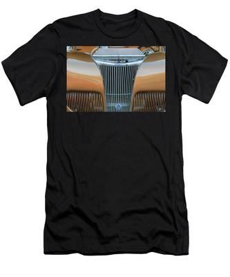 Ford V8 Men's T-Shirt (Athletic Fit)