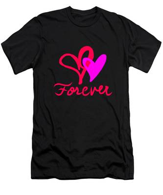 Forever Men's T-Shirt (Athletic Fit)