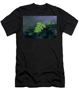 Frozen Fern II Men's T-Shirt (Athletic Fit)