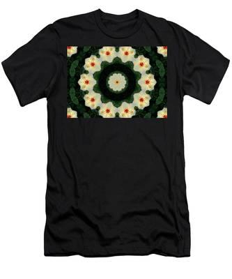 Golden Antennae Men's T-Shirt (Athletic Fit)