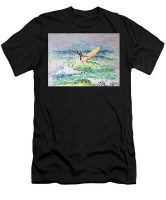 H2ooh Men's T-Shirt (Athletic Fit)