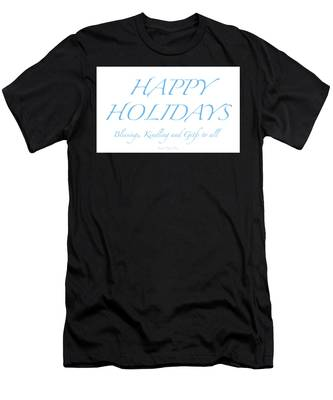 Happy Holidays - Day 2 Men's T-Shirt (Athletic Fit)