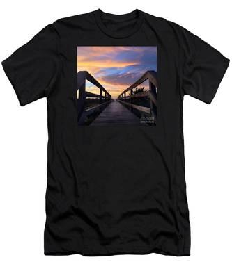 Heavenly  Men's T-Shirt (Athletic Fit)