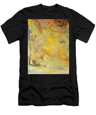 Heavens In Flux Men's T-Shirt (Athletic Fit)