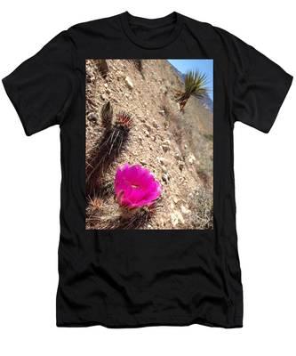 Hillside Raspberry Men's T-Shirt (Athletic Fit)