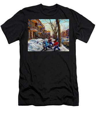 Montreal Smoked Meat T-Shirts