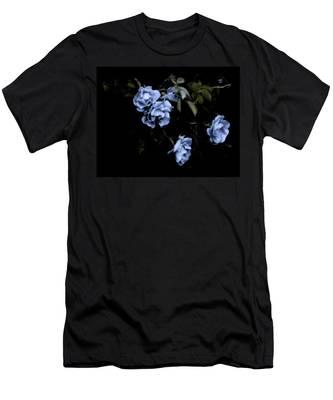 I Dream Of Roses Men's T-Shirt (Athletic Fit)