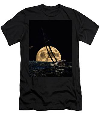 I'm Getting Closer To My Home Men's T-Shirt (Athletic Fit)