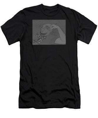 Imagine That Men's T-Shirt (Athletic Fit)