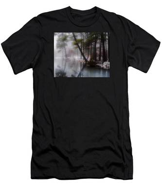 In A Fog Men's T-Shirt (Athletic Fit)