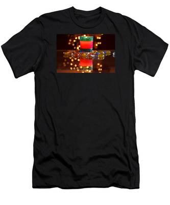 It Feels Like Christmas Men's T-Shirt (Athletic Fit)
