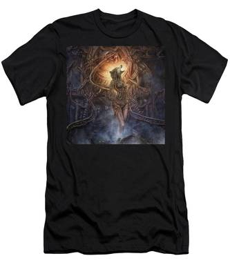 Kebechets Rebirth Men's T-Shirt (Athletic Fit)