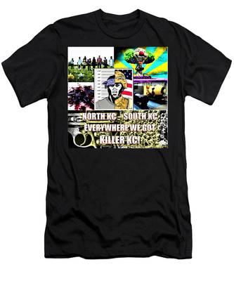 Killer Kc Men's T-Shirt (Athletic Fit)
