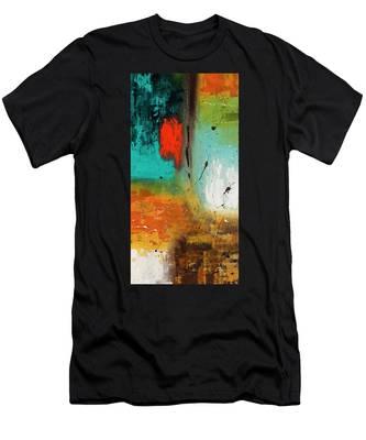 Landmarks Men's T-Shirt (Athletic Fit)
