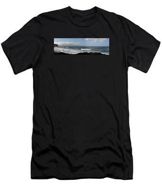 Landscapespanoramas018 Men's T-Shirt (Athletic Fit) by Joseph Amaral