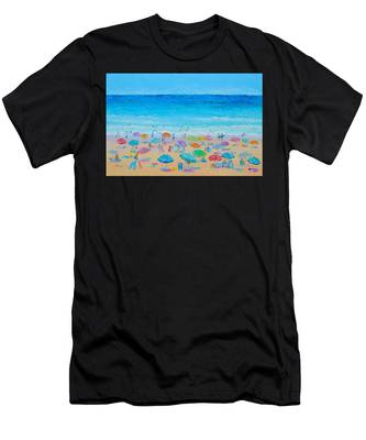 Life On The Beach Men's T-Shirt (Athletic Fit)