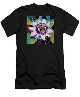 Passion Fruit Flower T-Shirts