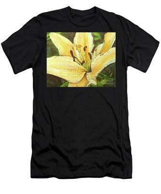 Lily Dream Men's T-Shirt (Athletic Fit)