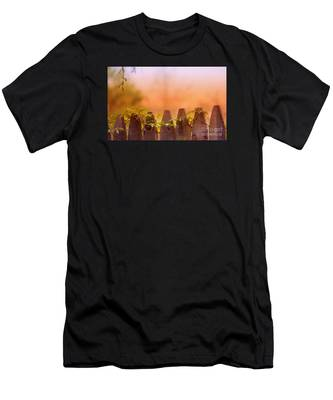 Look Beyond The Boundary Men's T-Shirt (Athletic Fit)