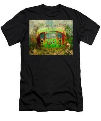 Love Bus Men's T-Shirt (Athletic Fit)