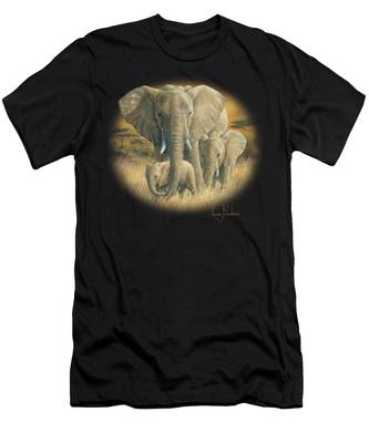 Loving Mother Men's T-Shirt (Athletic Fit)
