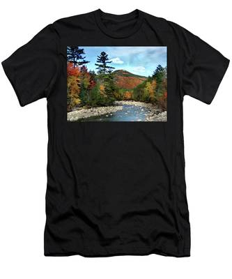 Mad River By Welch And Dickey  Men's T-Shirt (Athletic Fit)
