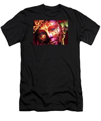 Masquerade 2 Men's T-Shirt (Athletic Fit)