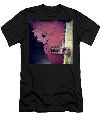 Metal Door Ode To Sam Men's T-Shirt (Athletic Fit)