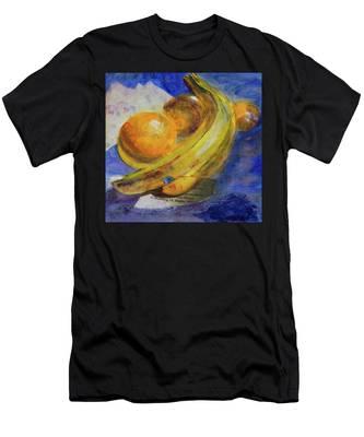Mixed Fruit Men's T-Shirt (Athletic Fit)