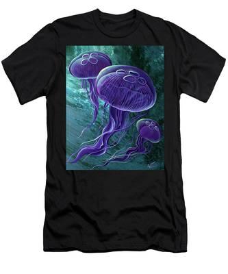 Moons Men's T-Shirt (Athletic Fit)
