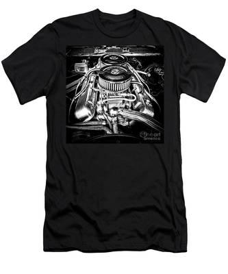 More Power Men's T-Shirt (Athletic Fit)