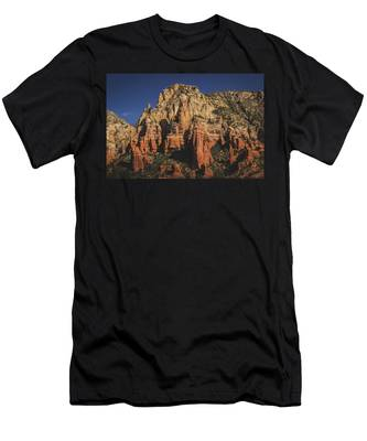 Mormon Canyon Details Men's T-Shirt (Athletic Fit)
