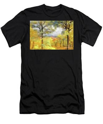 Mountain Morning Men's T-Shirt (Athletic Fit)