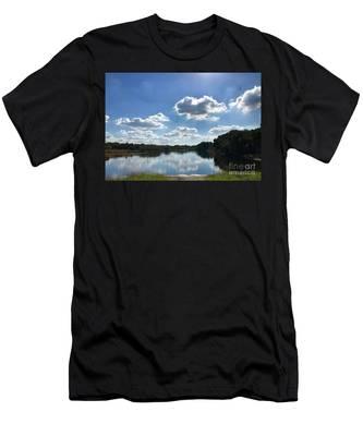 Myakka River State Park Men's T-Shirt (Athletic Fit)