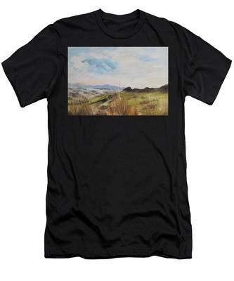 Nausori Highlands Of Fiji Men's T-Shirt (Athletic Fit)