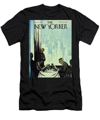 New Yorker January 16 1960 Men's T-Shirt (Athletic Fit)