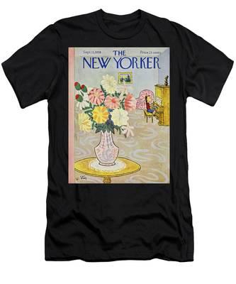 New Yorker September 13 1958 Men's T-Shirt (Athletic Fit)