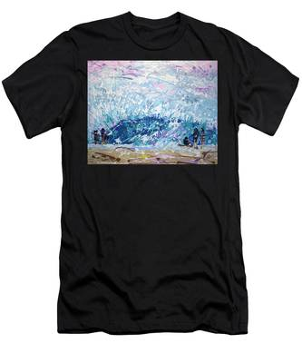 Newport Wedge Men's T-Shirt (Athletic Fit)