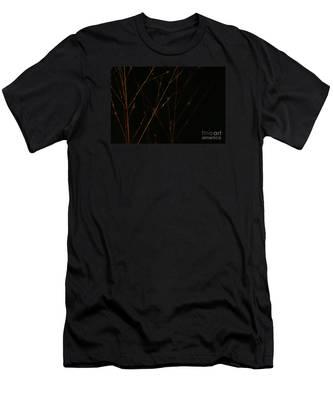 Nightfall  Men's T-Shirt (Athletic Fit)