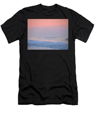 Ocean Peace Men's T-Shirt (Athletic Fit)