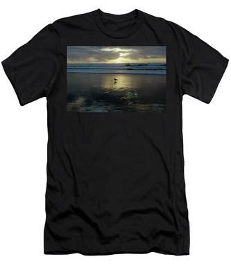 Oregon Coast 3 Men's T-Shirt (Athletic Fit)