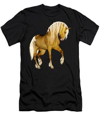 Palomino Men's T-Shirt (Athletic Fit)