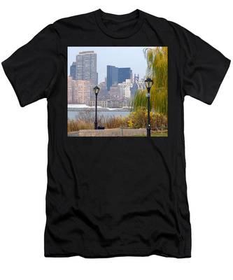 Parkview Men's T-Shirt (Athletic Fit)