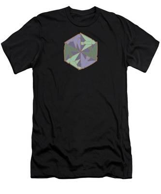 Peace Doves 6 Men's T-Shirt (Athletic Fit)