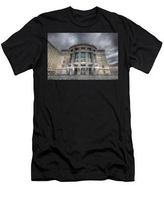 Pennsylvania Judicial Center Men's T-Shirt (Athletic Fit)