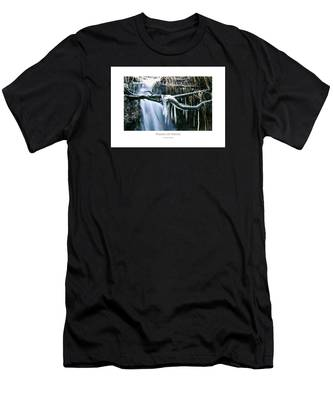 Phases Of Water Men's T-Shirt (Athletic Fit)